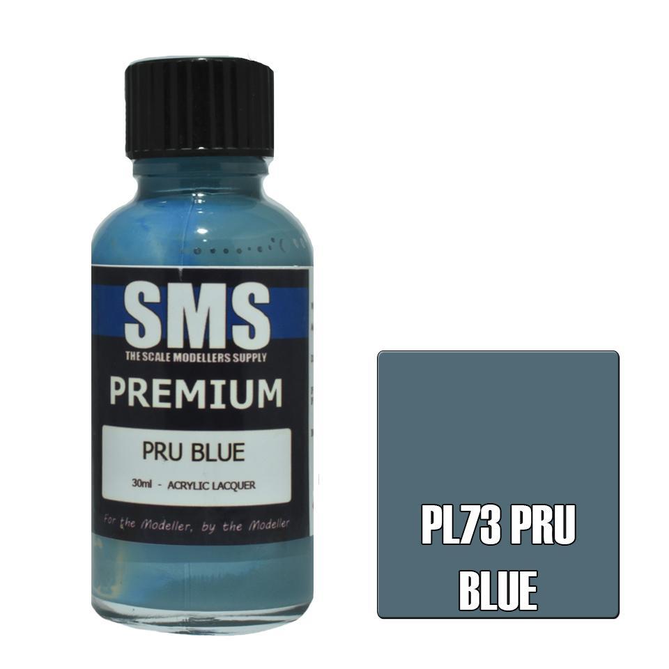 Premium PRU BLUE 30ml