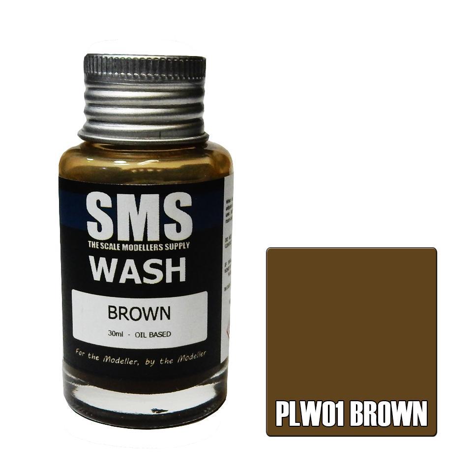 Wash BROWN 30ml