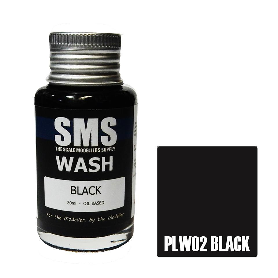 Wash BLACK 30ml