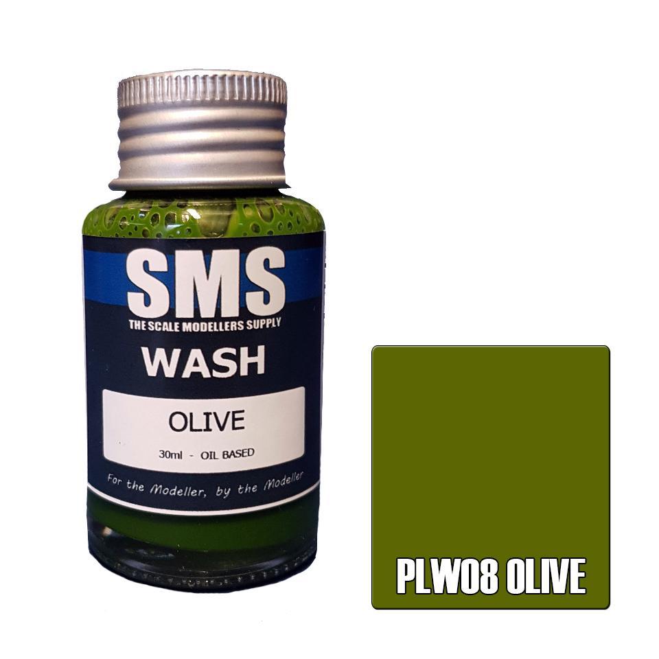 Wash OLIVE 30ml