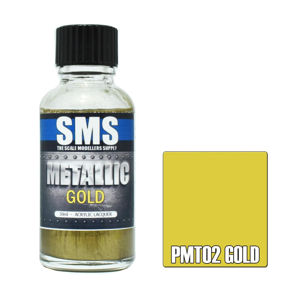 Metallic GOLD 30ml