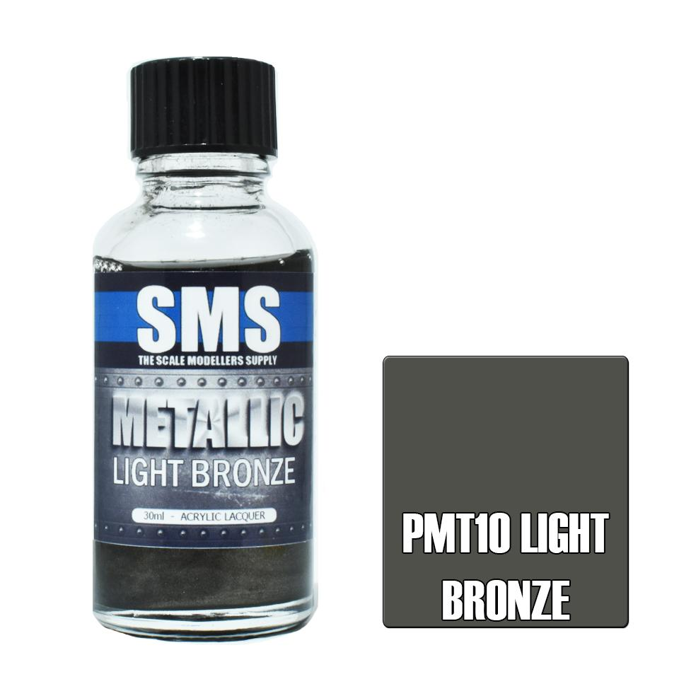 Metallic LIGHT BRONZE 30ml