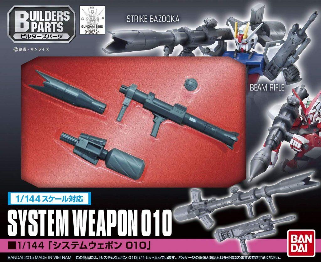 Bandai System Weapon 10