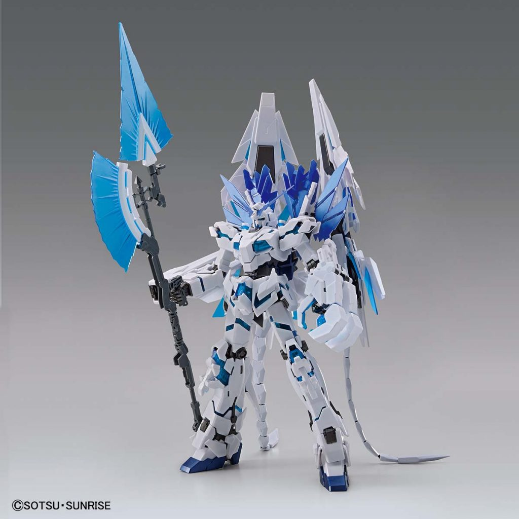 MG Gundam Base Limited Unicorn Gundam Perfectibility Destroy Mode