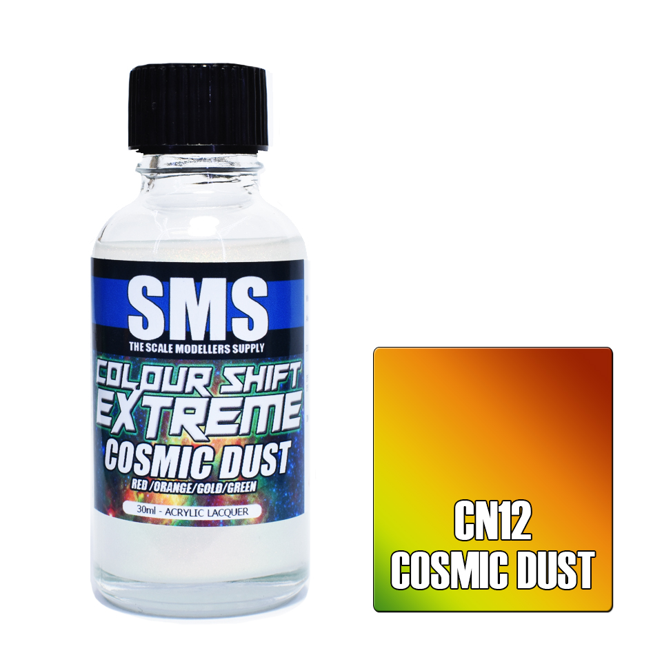 Colour Shift Extreme COSMIC DUST 30ml