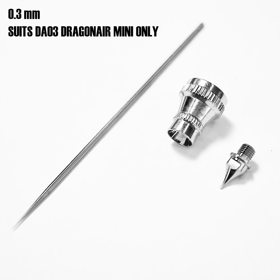 DragonAir Mini 0.3 Nozzle Kit