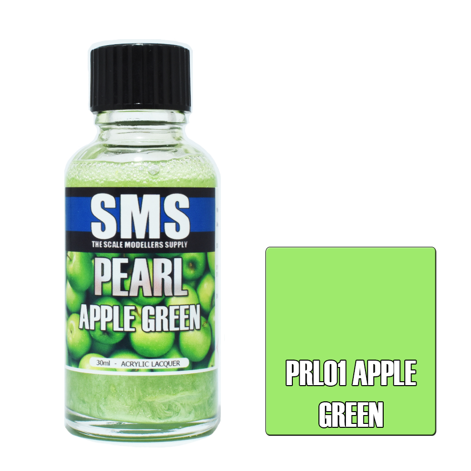 Pearl APPLE GREEN 30ml