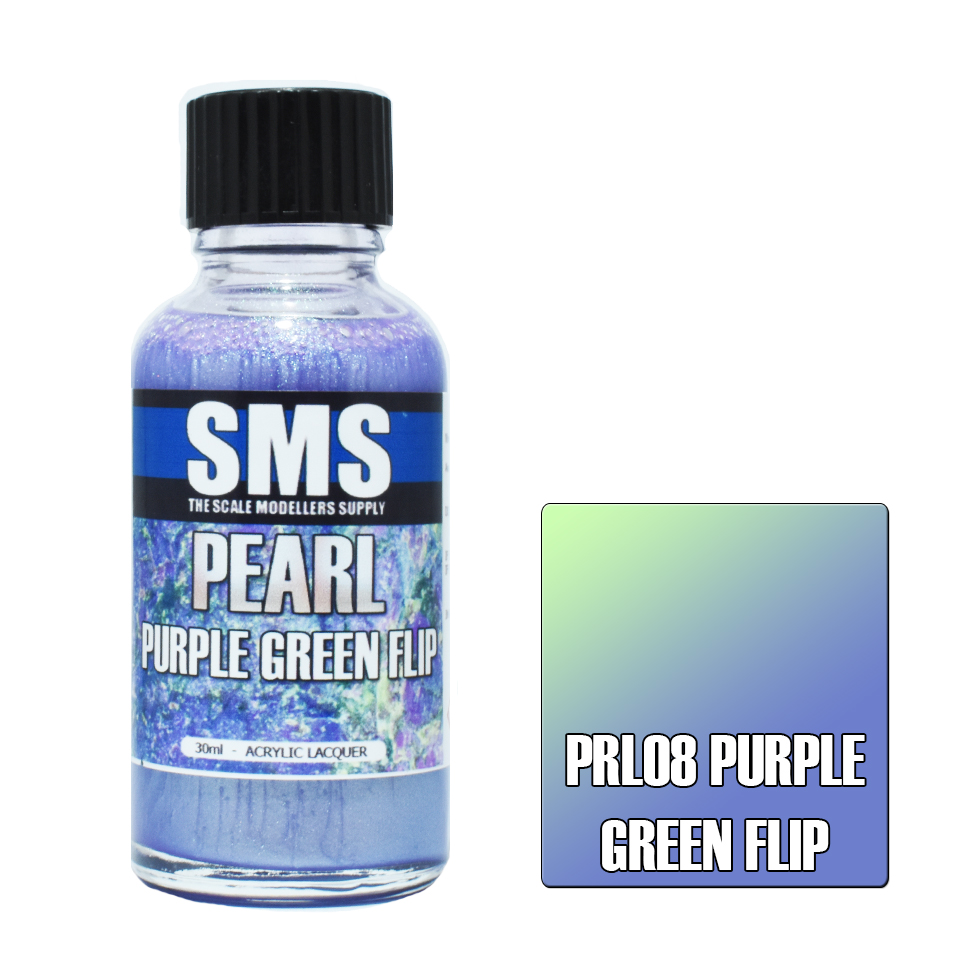 Pearl PURPLE GREEN FLIP 30ml