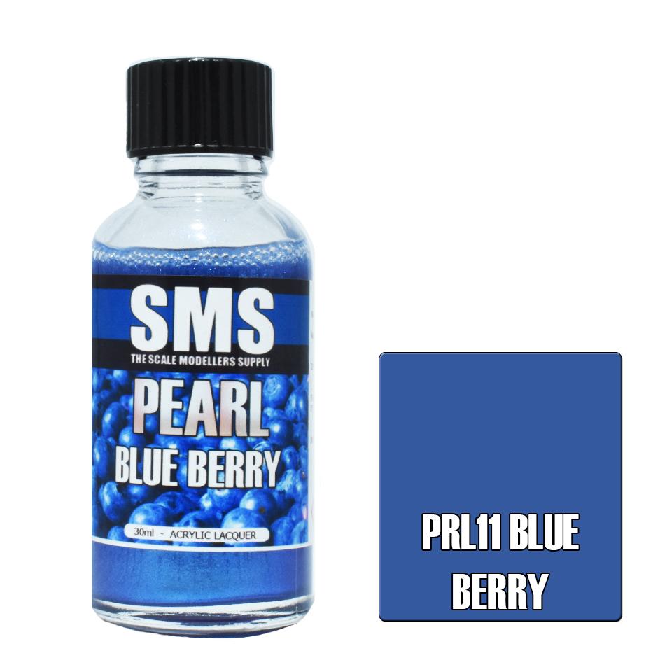 Pearl BLUE BERRY 30ml