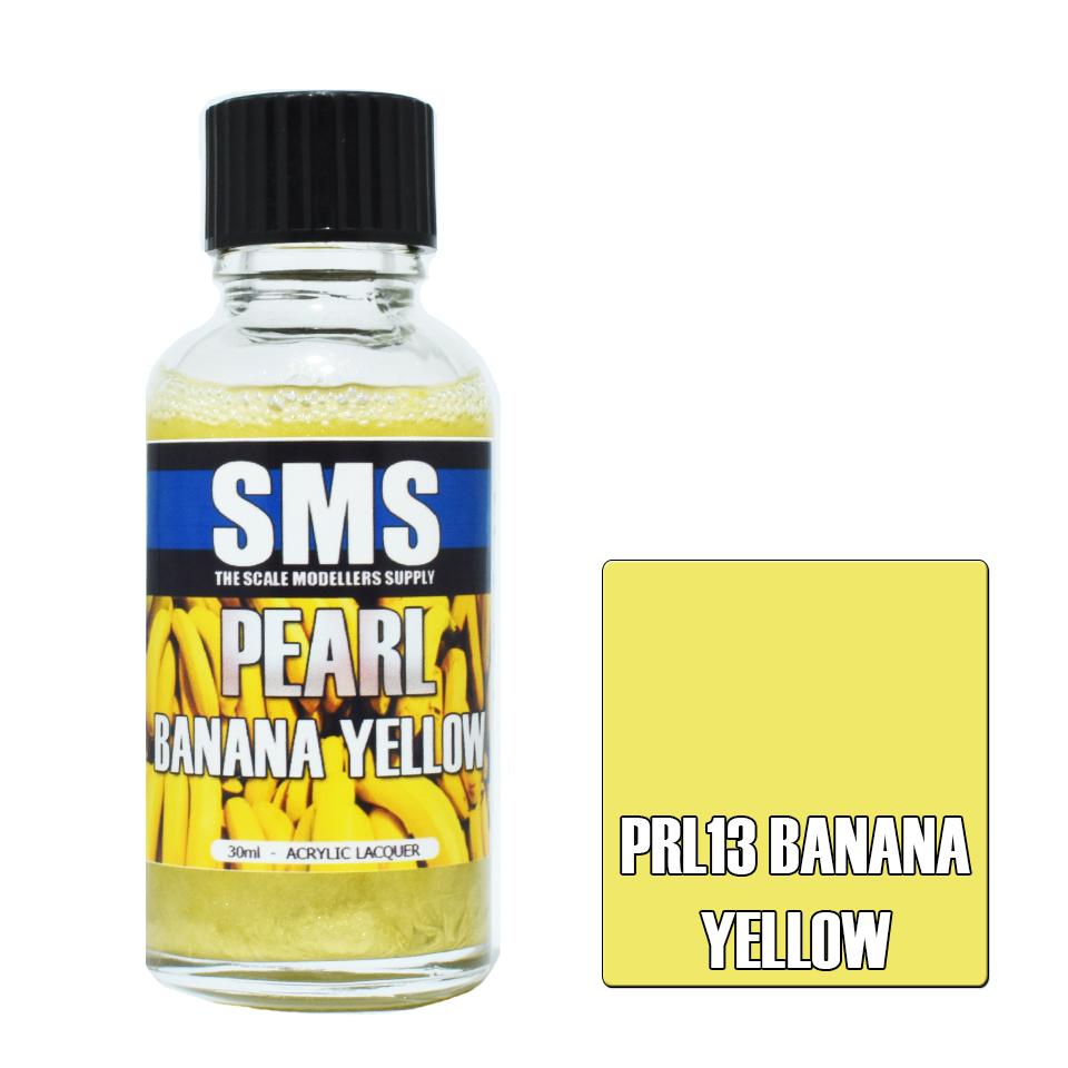 Pearl BANANA YELLOW 30ml