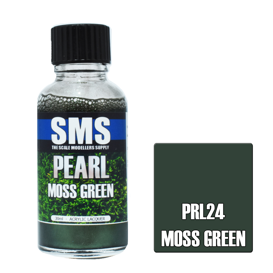 Pearl MOSS GREEN 30ml