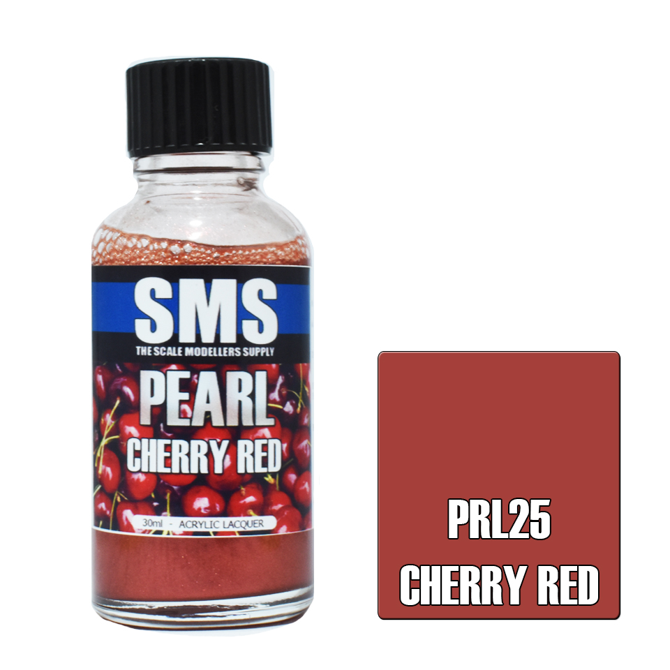 Pearl CHERRY RED 30ml